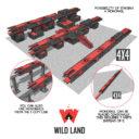Wild Land Store Monorail MDF 2