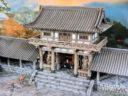 3DAlienWorlds Samurai Temple Outer Gate 1