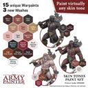 AP Army Painter Skin Tones Paint Set 2