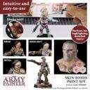 AP Army Painter Skin Tones Paint Set 3