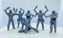 Baphomet Miniatures Mechbay Signals Crew 4