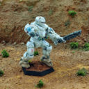 Catalyst Game Labs BattleTech Clanbuster Black Knight 3