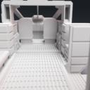 Corvus Games Terrain Grannas Shuttle 2