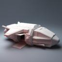 Corvus Games Terrain Grannas Shuttle 3