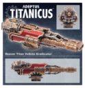 Forge World Adeptus Titanicus Reaver Titan Volkite Eradicator 3