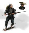 GCT Studios Bushido Ashigaru Of The Shiho Clan 1