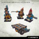 Kromlech Hospodars Organ Gun With Crew 1