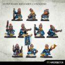 Kromlech Hospodars Riflemen Command 1