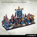 Kromlech Hospodars Riflemen Command 2