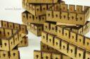 Lasercut Building 15mm Castle Parts 2