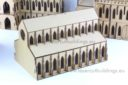 Lasercutbuildings Cathedral Scale 28mm 1