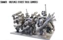 MG Mantic Preview Halblinge Forest Trolls