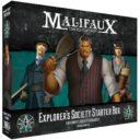 Malifaux Explorer's Society Starter Box 1