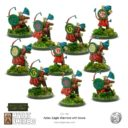 Mythic Americas Eagle Warriors With Bows 3