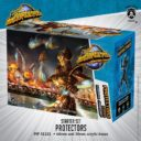 Pip Elemental Champions Protectors Starter Set 1