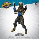 Pip Elemental Champions Protectors Starter Set 2