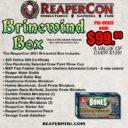 Reaper Miniatures ReaperCon 2021 Brinewind Box 1