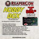 Reaper Miniatures ReaperCon 2021 HobbyBox 1