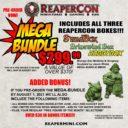 Reaper Miniatures ReaperCon 2021 Mega Bundle