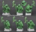 Scibor Miniatures Ice Stronghold Dwarves 1