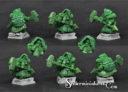 Scibor Miniatures Ice Stronghold Dwarves 2