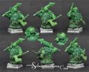 Scibor Miniatures Ice Stronghold Dwarves 3