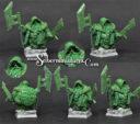 Scibor Miniatures Ice Stronghold Dwarves 4