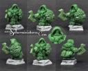Scibor Miniatures Ice Stronghold Dwarves 5