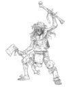Spellcorw Zombie Concept