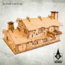 Tabletop Scenics Boyar's House 4