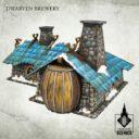 Tabletop Scenics Dwarven Brewery 4