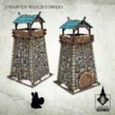 Tabletop Scenics Dwarven Watchtowers 2