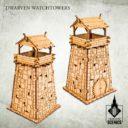 Tabletop Scenics Dwarven Watchtowers 6