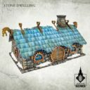 Tabletop Scenics Stone Dwelling 1