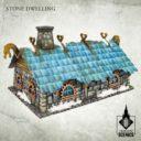 Tabletop Scenics Stone Dwelling 3