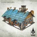 Tabletop Scenics Stone Dwelling 4