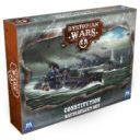 Warcradle Studios Constitution Battlefleet Set 1