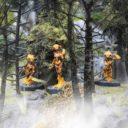 Elder Scrolls Call To Arms Flame Atronachs 05