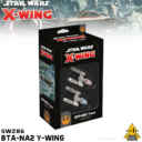 AMG Atomic Mass X Wing Previews 5