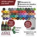 AP Army Painter Warpaints Air Mega Set 2