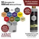 AP Army Painter Warpaints Air Starter Set 3