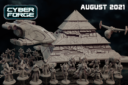 Cyber Forge August Patreon Preview 1