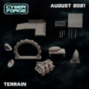 Cyber Forge August Patreon Preview 21
