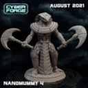 Cyber Forge August Patreon Preview 6