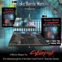 Cyberpunk Red BattleMats