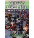 DP9 Heavy Gear Blitz Battle In The Badlands 3