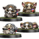 GG Greebo Games Lemur Team 9