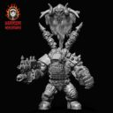 HM Hardcore Miniatures Ork Previews 1