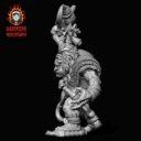 HM Hardcore Miniatures Ork Previews 19