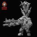 HM Hardcore Miniatures Ork Previews 2